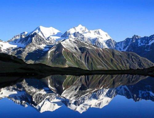 7 уровней погружения в Алтай, или посвящение Белухой