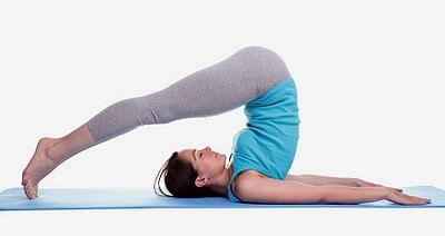 Картинки по запросу поза плуга йога